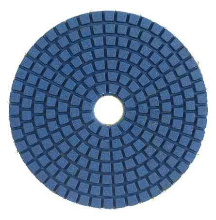 Круг шлифовальный Черепашки 2000 Vertex (для полировки мрамора)