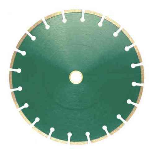 Диск алмазный VERTEX 350*12*25,4 (сегмент, по асфальту)