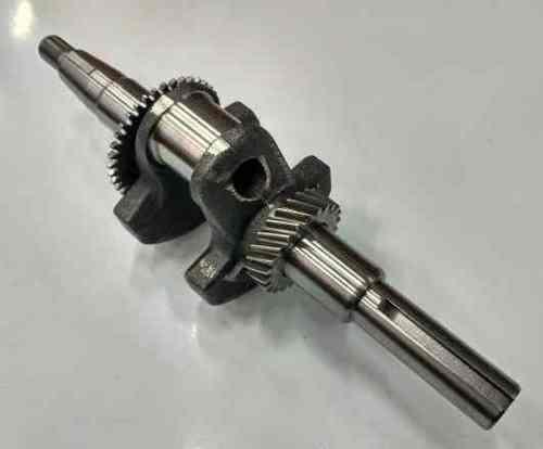 Коленвал для двигателя 168F (цилиндр 19мм, длина вала 58мм)