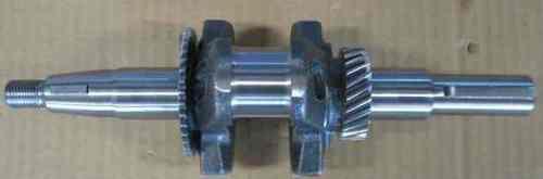 Коленвал для двигателя 168F (цилиндр 20мм, длина вала 50мм)