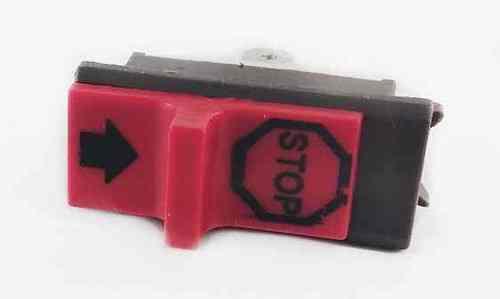 Кнопка выключения стоп для бензопилы Хускварна Husqvarna 365