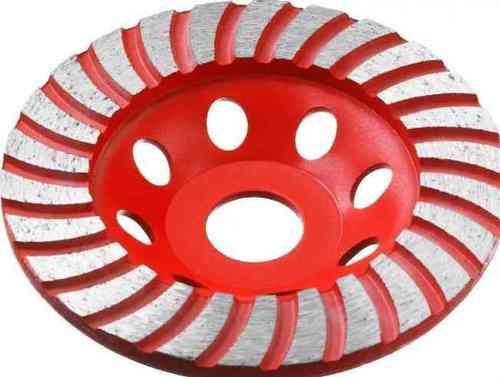 Чашка алмазная 125мм Red chili турбо