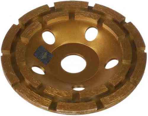 Чашка алмазная 125мм Vertex сегмент