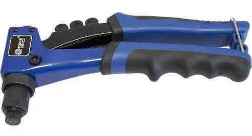 Заклепочник усиленный 2,4-4,8мм 215мм Vertex (0041-01)