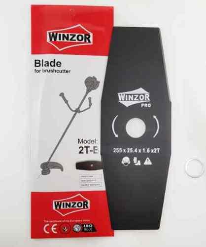 Нож для кустореза 255*90/1,6x2T Winzor