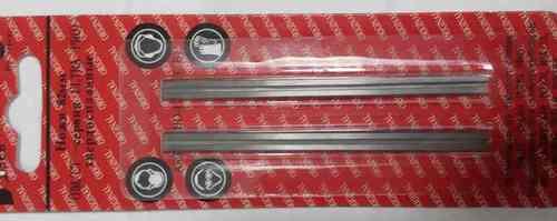 Ножи для электрорубанка узкие 82*6*1,2мм (твердосплавные)
