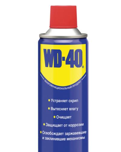 Смазочно-очистительная смесь WD-40 300мл