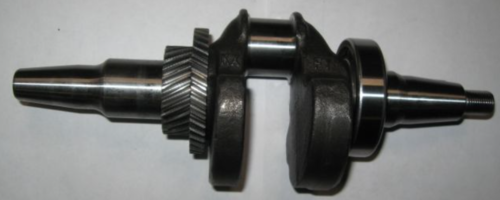Коленвал для двигателя 188/190F (конус)