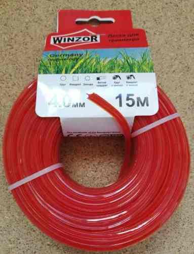 Леска 4,0*15 звезда(красный) Winzor