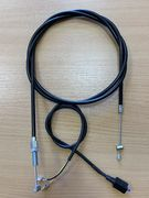 Трос сцепления для мотоблока МТЗ Беларус в комплекте с выключателем (под новую ручку с клавишей СТОП)
